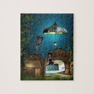 Visitors Jigsaw Puzzle