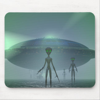 Visitors Mouse Pad