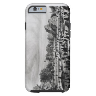 Visitors viewing the Palm House at Kew Palace, c.1 iPhone 6 Case