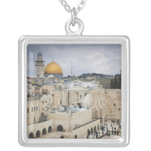 Visitors, Western Wall Plaza & Dome of the Rock Custom Jewelry