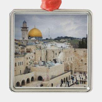 Visitors, Western Wall Plaza & Dome of the Rock Ornaments
