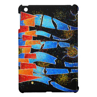 Vislepthonus V1 - abstract scorpion Case For The iPad Mini