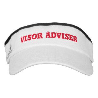 Visor Adviser official knit Visor