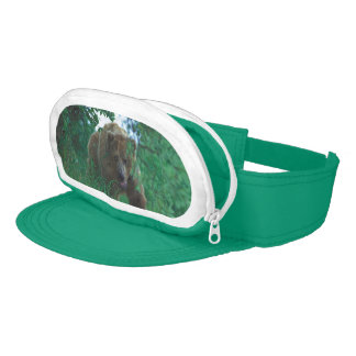 """Visor - """"Alascan grizzly"""""""