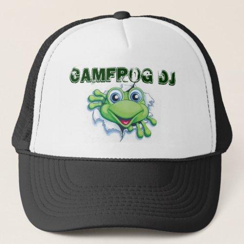 Visor Camfrog Dj Trucker Hat