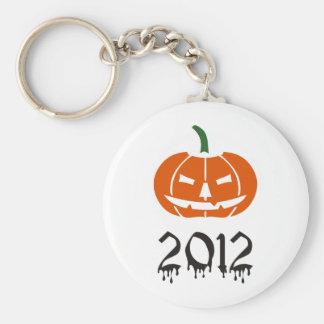 Víspera de todos los santos 2012 i llavero redondo tipo pin
