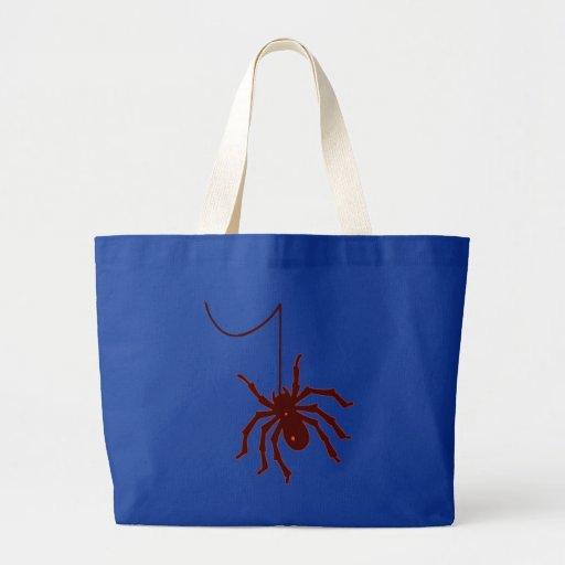 Víspera de todos los santos araña de spider aquel  bolsa
