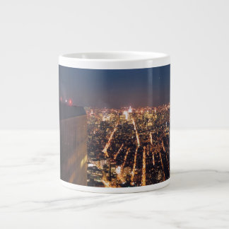 víspera del top del tejado del World Trade Center Taza Grande