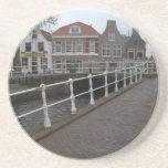 Vissersbocht, Haarlem Beverage Coaster