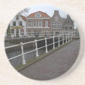 Vissersbocht, Haarlem Posavasos Para Bebidas