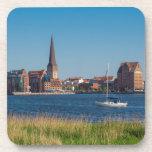 Vista a Rostock en Alemania