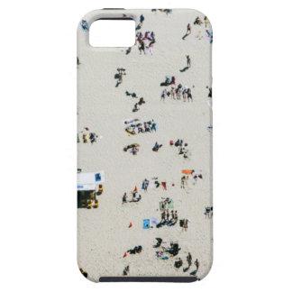 Vista aérea de la playa de Bondi, Sydney Australia iPhone 5 Case-Mate Carcasas