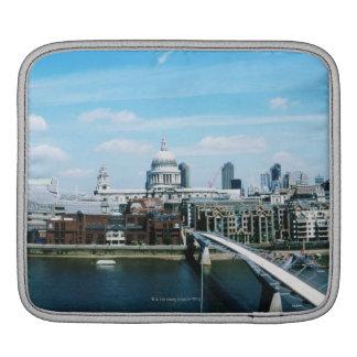 Vista aérea de Londres Mangas De iPad