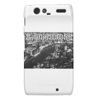 Vista aérea de Londres Motorola Droid RAZR Funda