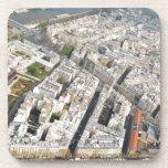 Vista aérea de París, Francia