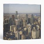 "Vista aérea de Philadelphia, Pennsylvania Carpeta 1 1/2"""