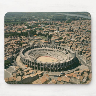 Vista aérea del amphitheatre alfombrillas de raton