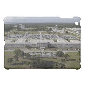 Vista aérea del Centro Espacial Kennedy