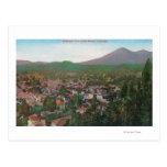 Vista aérea del CitySan Rafael, CA Tarjeta Postal
