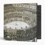 Vista aérea del Colosseum en Roma de las 'opinióne