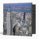 Vista aérea del Empire State Building y