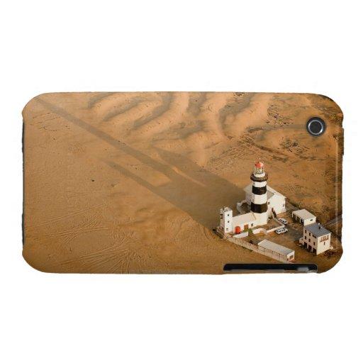 Vista aérea del faro de Recife del cabo, Nelson iPhone 3 Cobreturas