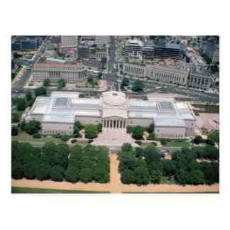 Vista aérea del National Gallery del arte Tarjeta Postal