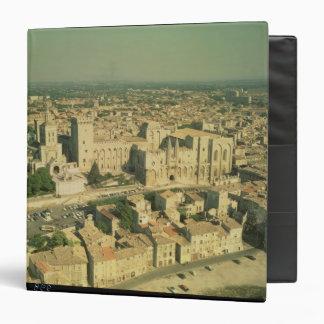 Vista aérea del palacio