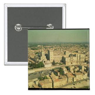 Vista aérea del palacio pin