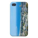 Vista al mar de Ventura iPhone 4 Carcasas