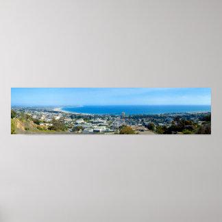 Vista al mar de Ventura Póster
