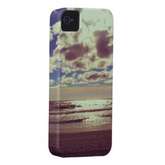 Vista al mar escénica Case-Mate iPhone 4 cárcasa