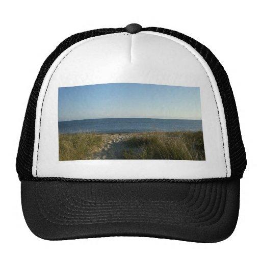 Vista al mar gorras