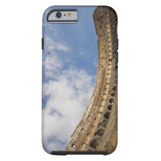 vista amplia del interior del Colosseum Funda De iPhone 6 Tough