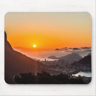 Vista Chinesa, Rio De Janeiro, Brasil Mouse Pad