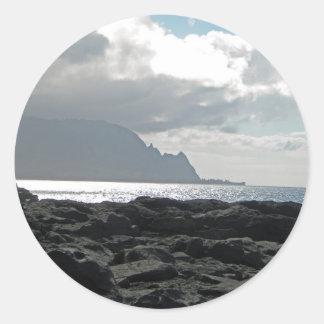 Vista de Bali Hai Etiqueta