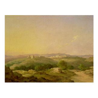 Vista de Belén, 1857 Postal