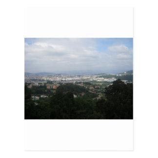 Vista de Braga Postales