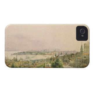 Vista de Constantinopla de Pera Case-Mate iPhone 4 Cárcasa