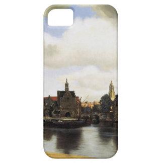 Vista de Delft de Juan Vermeer iPhone 5 Protectores