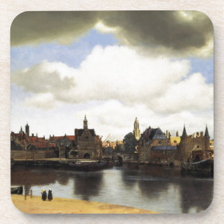Vista de Delft de Juan Vermeer Posavaso