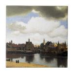 Vista de Delft de Juan Vermeer Tejas Ceramicas