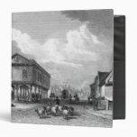 """Vista de Faversham, Kent, 1832 Carpeta 1 1/2"""""""