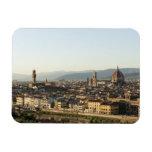 vista de Florencia con el río de Arno, Duomo, Pont Iman Flexible