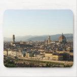 vista de Florencia con el río de Arno, Duomo, Pont Tapete De Raton