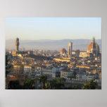 Vista de Florencia Impresiones