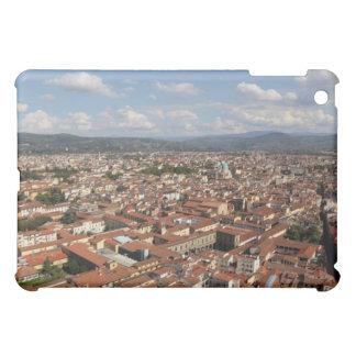 Vista de Florencia, Italia desde arriba de los 2