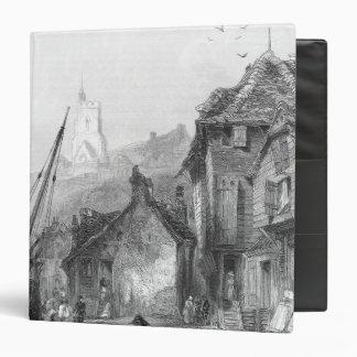 """Vista de Folkestone Carpeta 1 1/2"""""""