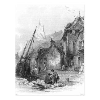 Vista de Folkestone Postales