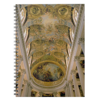 Vista de Gallery y del techo saltado dep del rey Libro De Apuntes Con Espiral